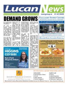 Lucan News 23.07.18