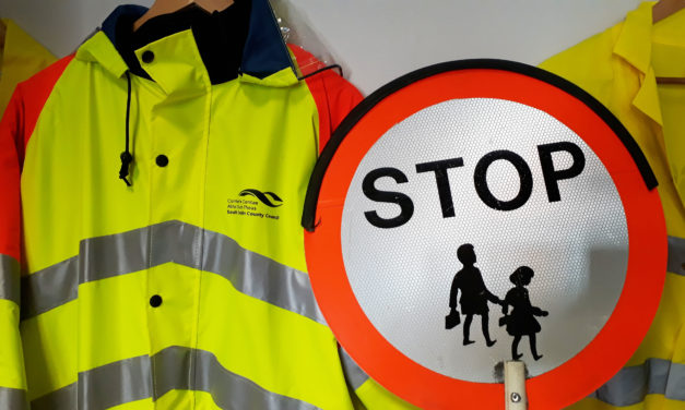 Number of reported incidents at school crossings this term was 'quite high'