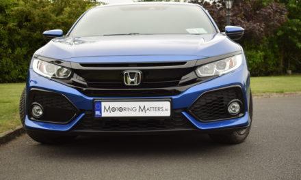 New Honda Civic gets Diesel technology