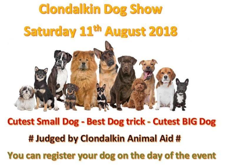 Clondalkin Dog Show