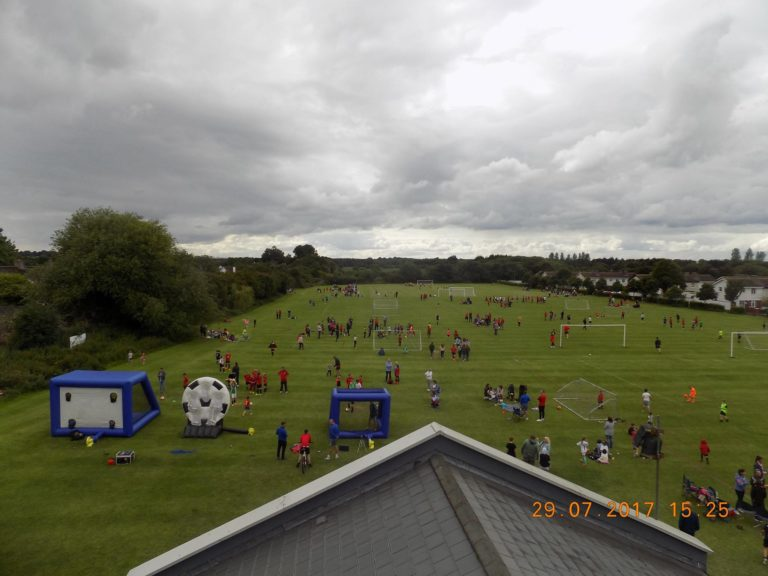 lucan united fc family day 2018