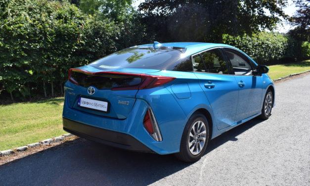'Plug-In' to Toyota's wonderful Prius PHV
