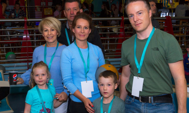 Fundraiser for Down Syndrome Centre in Memory of Lucy Dolan at Leisureplex