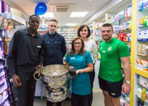 Killinarden Pharmacy Tallaght Open
