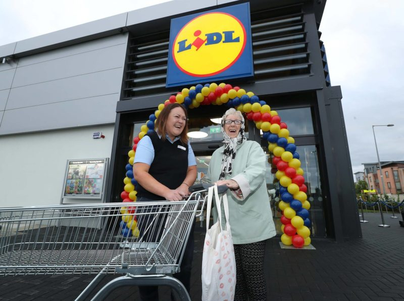 LIDL Fortunestown Tallaght