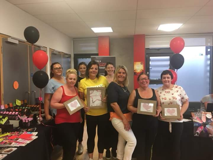 Slimming World Rowlagh Celebrates Women of The Year