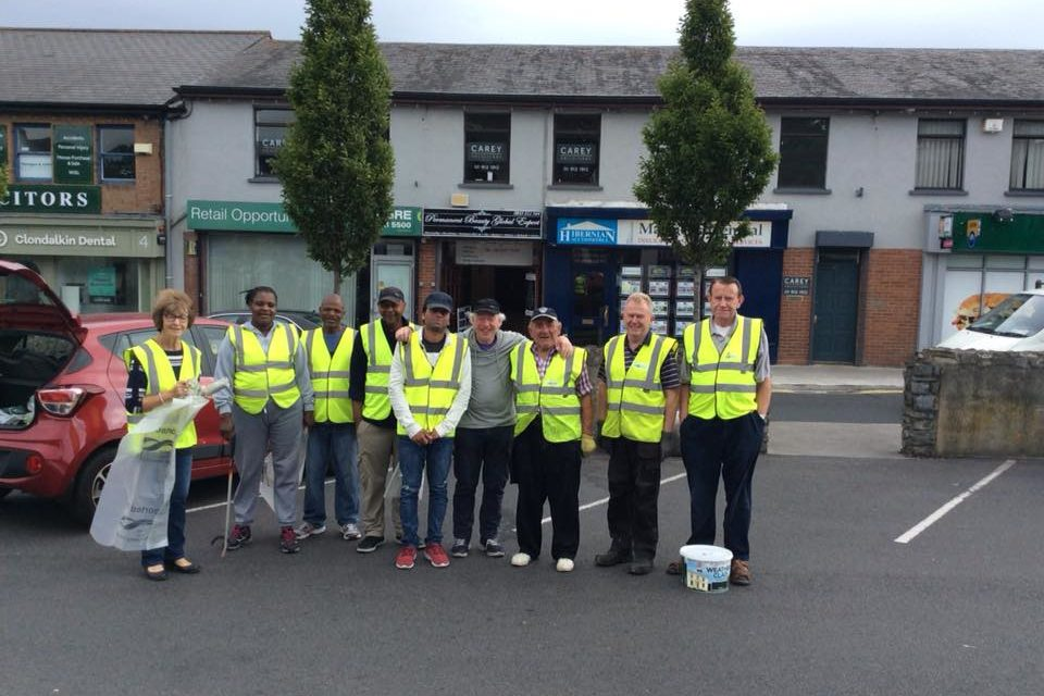 Clondalkin Tidy Towns Launches 2018 Tidiest Estate Competition