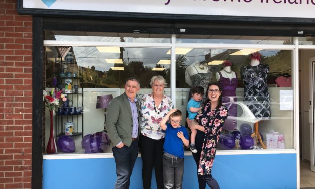 Clondalkin Down Syndrome Ireland Shop Opens