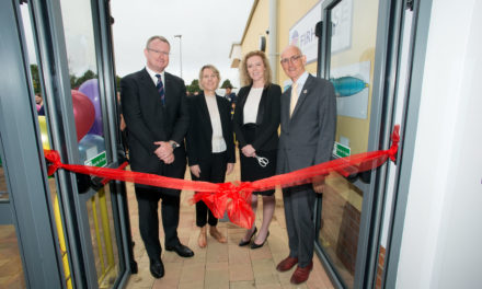 Firhouse Educate Together Secondary School Opens
