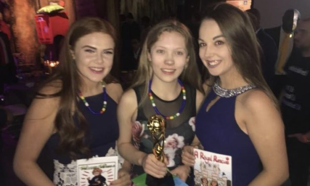 No Limits Creators from Lucan Win SAGE World Cup 2018