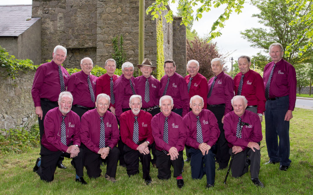 Retired Active Men's Social Newcastle Release C.D. in aid of Four Charities