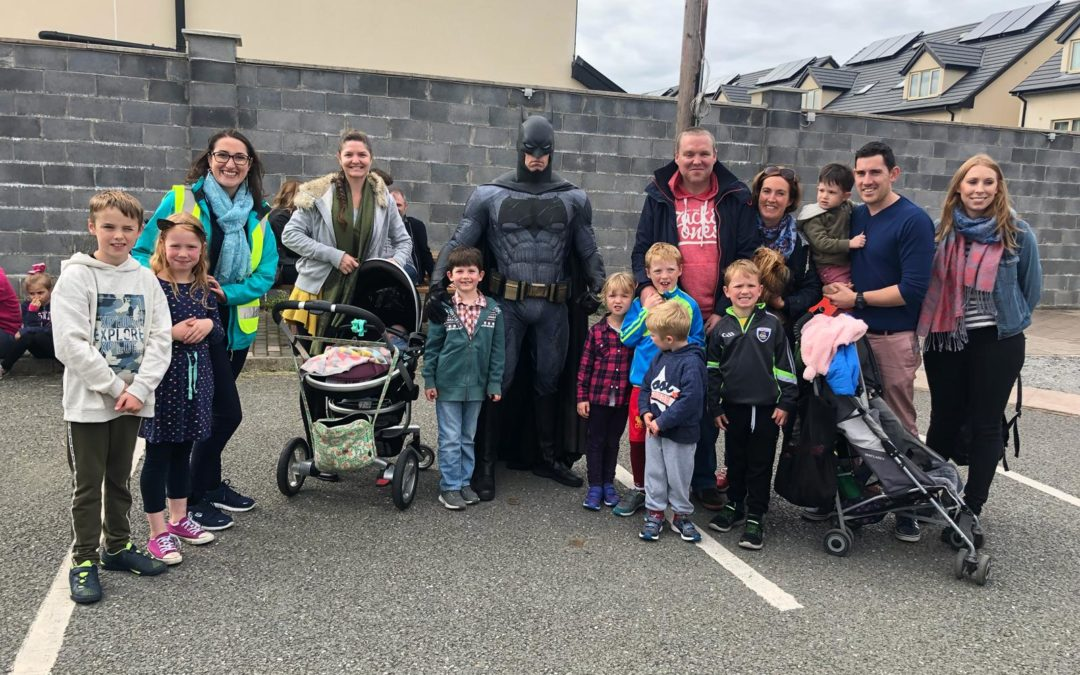 4 Districts Fun Day A Roaring Success