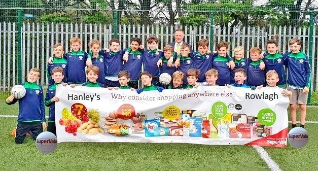 Clondalkin Business Provides Sponsorship Of Over 350 Footballs