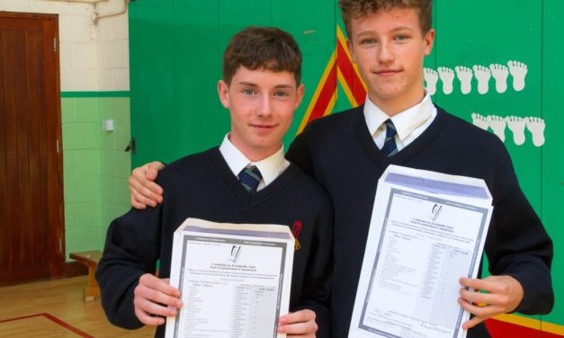 Junior Certificate Results at Deansrath Community School