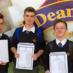 Deansrath JC Results Clondalkin
