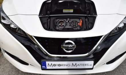 Turn over a new LEAF with Nissan's 'electric star'