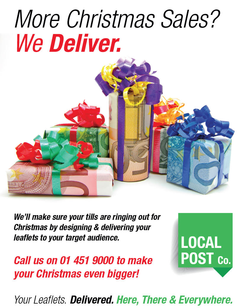 Local Post Co Christmas Leaflet Distribution