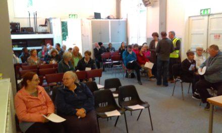 Rathcoole community organises against bus cuts