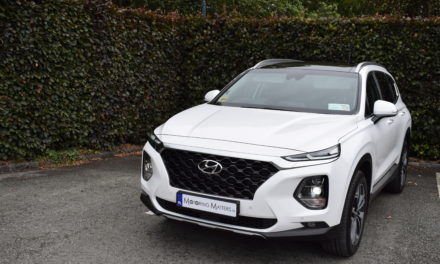 On The Trail With Hyundai's All-New Santa Fe