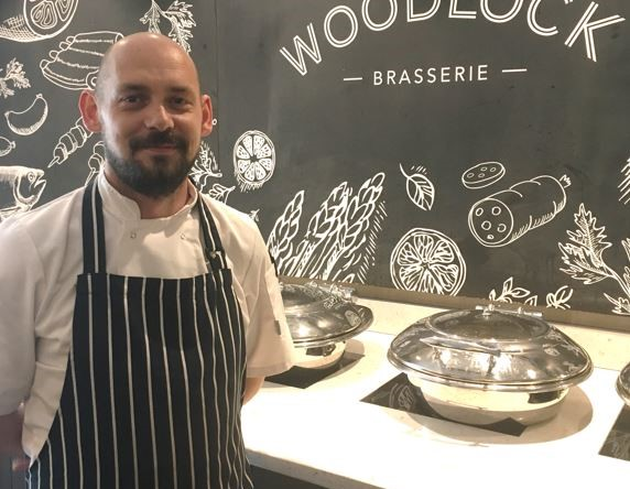Citywest Hotel's 'The Woodlock Brasserie' has appointed Stephen McDonald as Head Chef.
