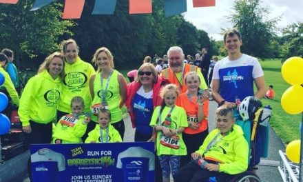 Team James Barretstown Fundraiser A Huge Success