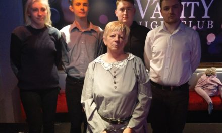 Clondalkin Drama Group present A Night of Loss, Love, and Laughter