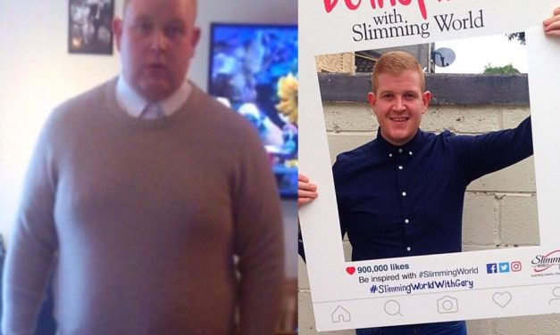 Slimming World with Gary Celebrates 1 Year Opened