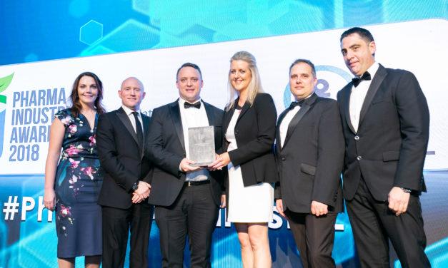 Citywest Company AbbVie Win Biopharma Company of the Year at Industry Awards