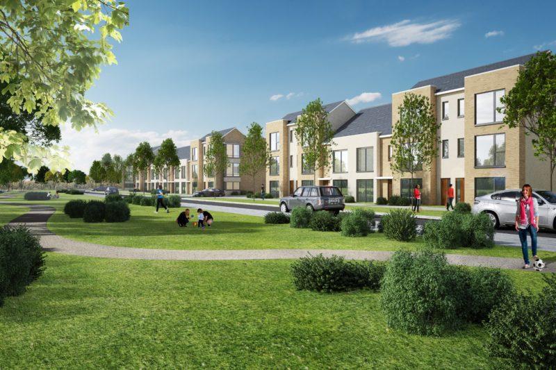 Kilcarberry Clondalkin Housing