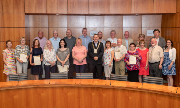 Local Tidy Towns committees to receive €14,000