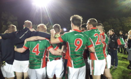 Pride & Passion as St Finians Win Dublin Championship