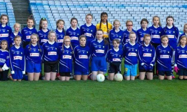 St Mary's National School GAA Team