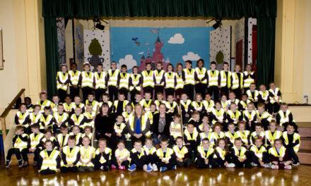 ESB Networks' School Safety Programme Ballyfermot