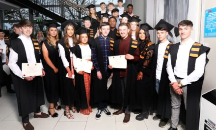 Twenty Young People from Tallaght graduate from the Foróige Leadership for Life Programme