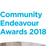 Community Endeavour Awards for 2018