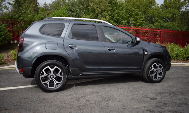 Dacia's All-New Duster Cleans Up Its Act.