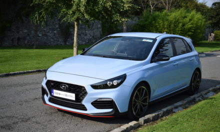 New Hyundai i30N offers 'Pace and Grace'.