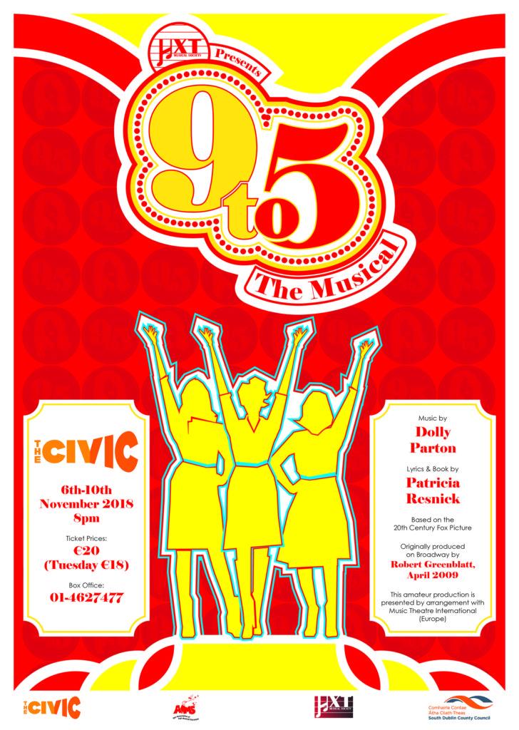 9 to 5 Civic Theatre Tallaght