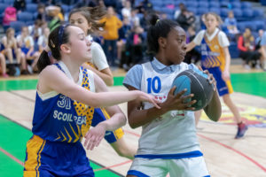 Basketball Scoil Treasa Firhouse Tallaght