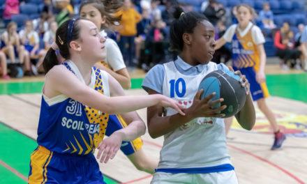 Dublin Primary Schools' Mini Basketball League finals