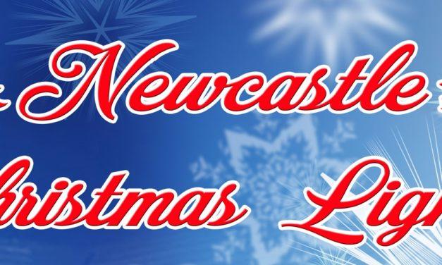Newcastle Christmas Lights