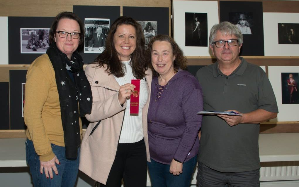 Palmerstown Camera Club Host National Shield