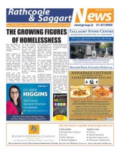 RathcooleSaggart News 12.11.18