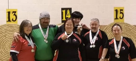Saggart Archery Players Win Silver and Gold