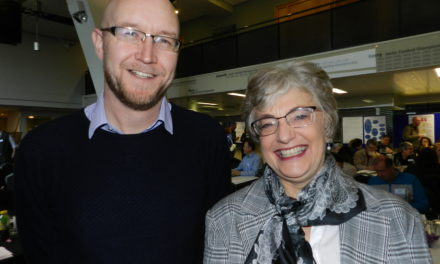 Tallaght Youth Leader and Zappone discuss future services