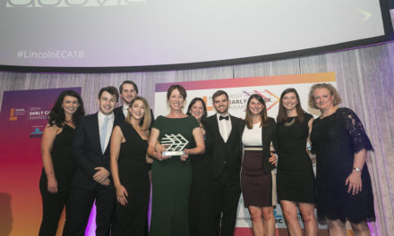 Abbvie Awarded Early Career – Best Organisation Learning and Development