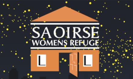 Saoirse Women's Refuge Sleepout Tallaght
