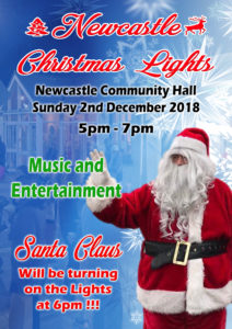 Christmas Lights Newcastle Dublin