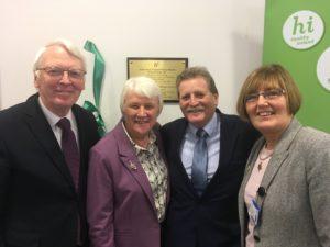 Kilnamanagh Tymon Primary Care Centre Opens