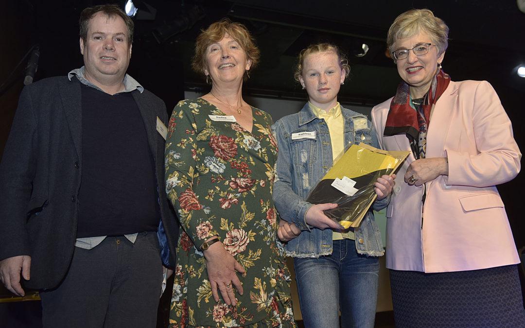Yellow Flag For St Aidan's Senior National School